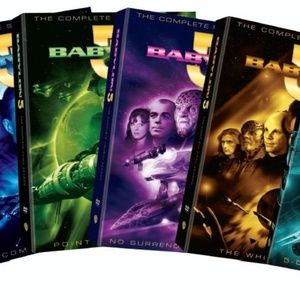 BABYLON 5 - Complete Series